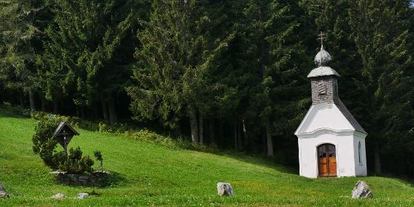 Romantische Plätze im Naturpark Almenland