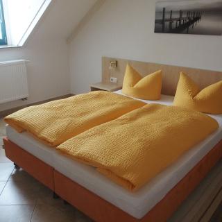 Schlafzimmer Appartement Schweizerhaus