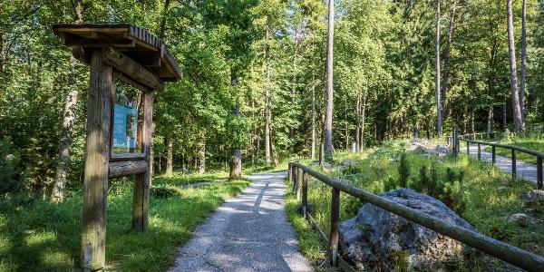 Bergkurgarten Bayerisch Gmain