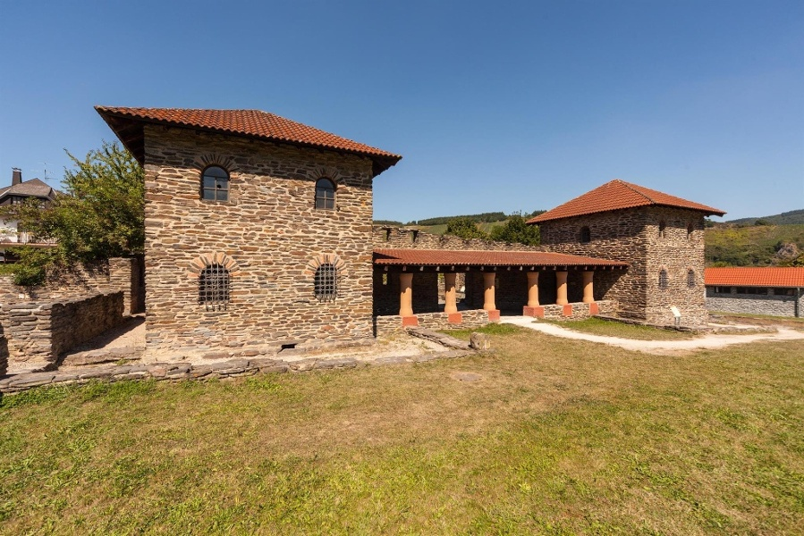 Foto: Villa Rustica Mehring 1