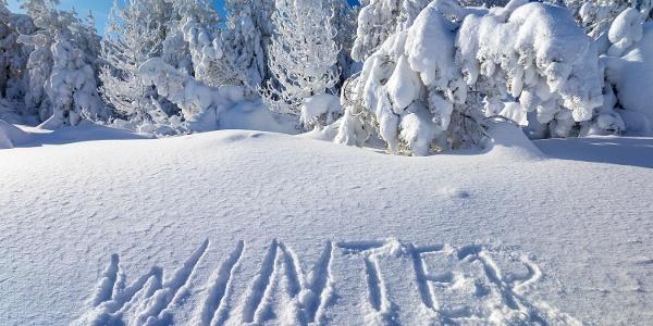 Winter in Saxony
