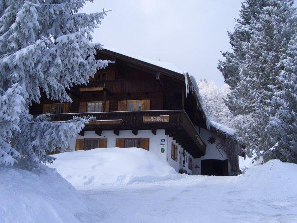 Hochdürrnberg Winter