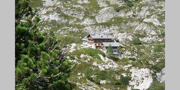 Laufener Hütte Abtenau