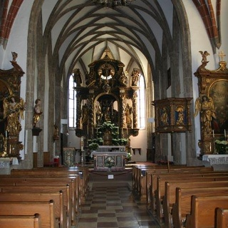 Pfarrkirche Abtenau