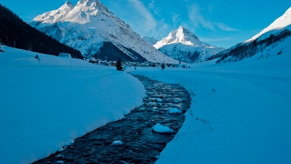 Winterwandern in Galtür