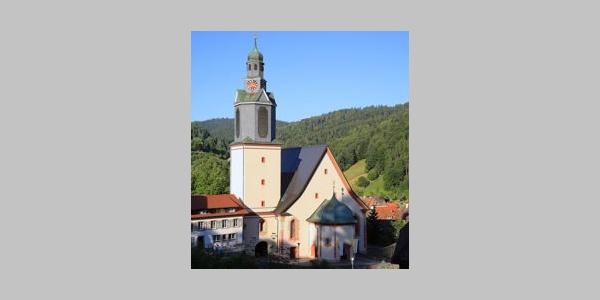 Wallfahrtskirche Unserer Lieben Frau in Todtmoos