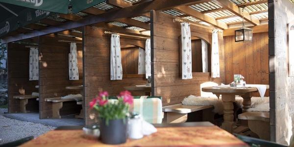 Lauben Restaurant Kirchenwirt Reith i.A.