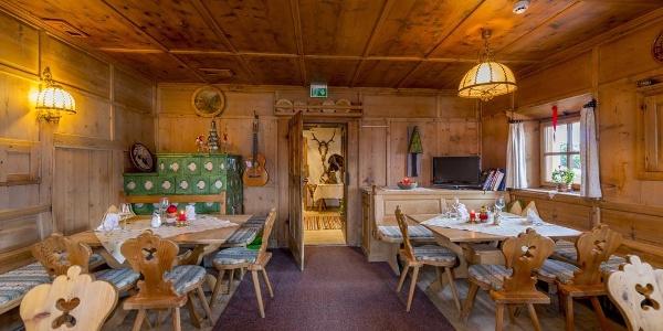 Bauernstube Alpengasthof Rossmoos Alpbach
