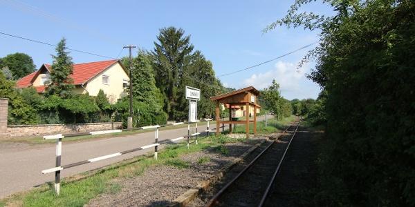 Mátravasút ( Zemanek megállóhely)