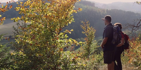 Wittgensteiner Schieferpfad (Wittgenstein slate trail) - An exciting Adventure