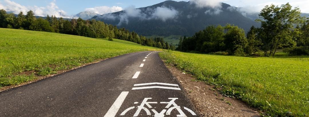 Bohinj Cycling Trail