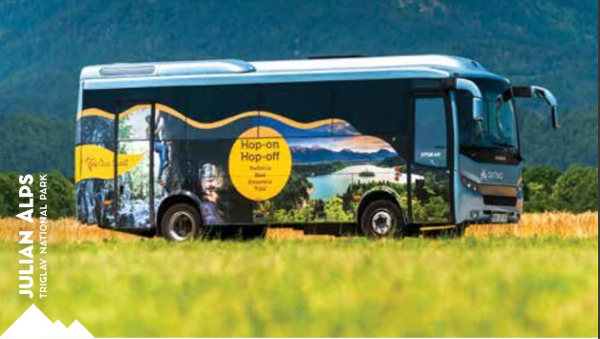 By bus around the Julian Alps