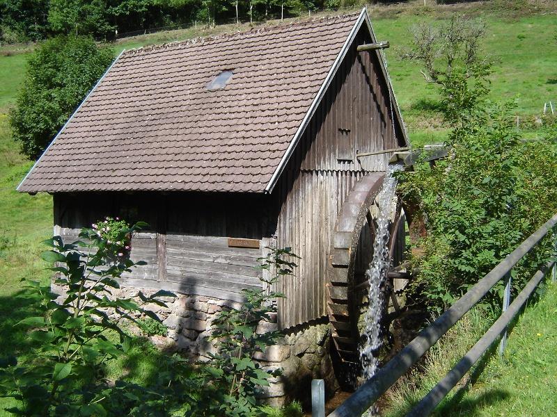 Auf dem Großen Hornberger Mühlenweg