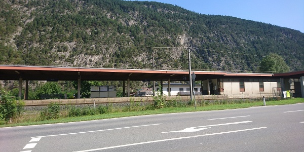Bahnhof Rietz