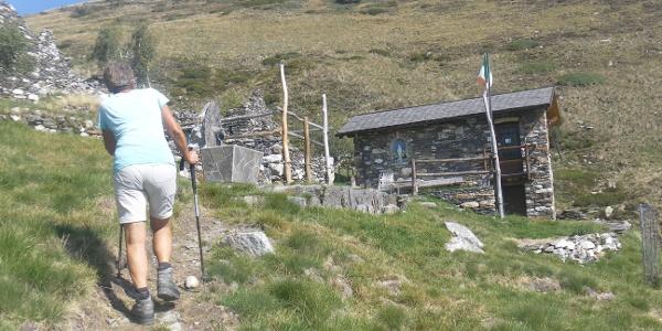 Bivacco Alpe Quadra
