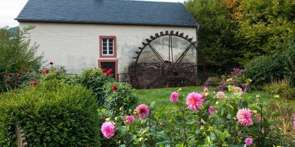 Die Mahlmühle von Bruch ist eine der ältesten Salmmühlen. Bereits im Freiheitsbrief für das Tal Bruch aus dem Jahre 1284 wird sie als Bannmühle, wie sie schon immer vorhanden war, bezeichnet. Quelle: Datenbank der Kulturgüter der Region Trier