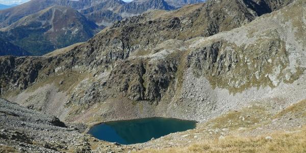 Der Lac du Mercantour