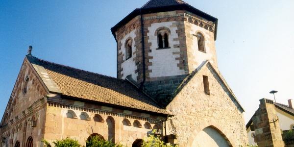 Klosterkirche Seebach