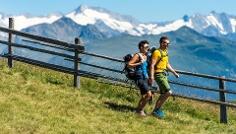 "Alpine tour on the summit of the ""Rammelstein"""