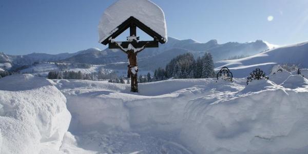 Winter Mundartkreuzweg