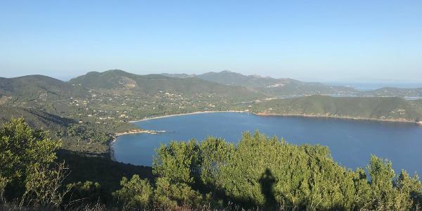 Aussicht Monte Fonza