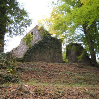 Burgruine Eberbach