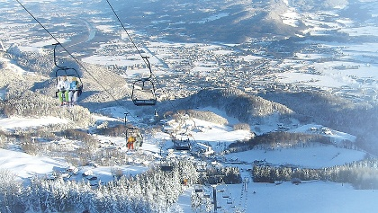 Panorama Zinkenlifte Bad Dürrnberg