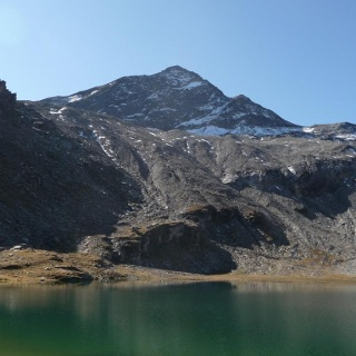 Fanellahorn mit See
