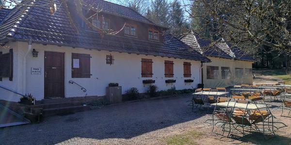 Waldhaus im Schneiderfeld