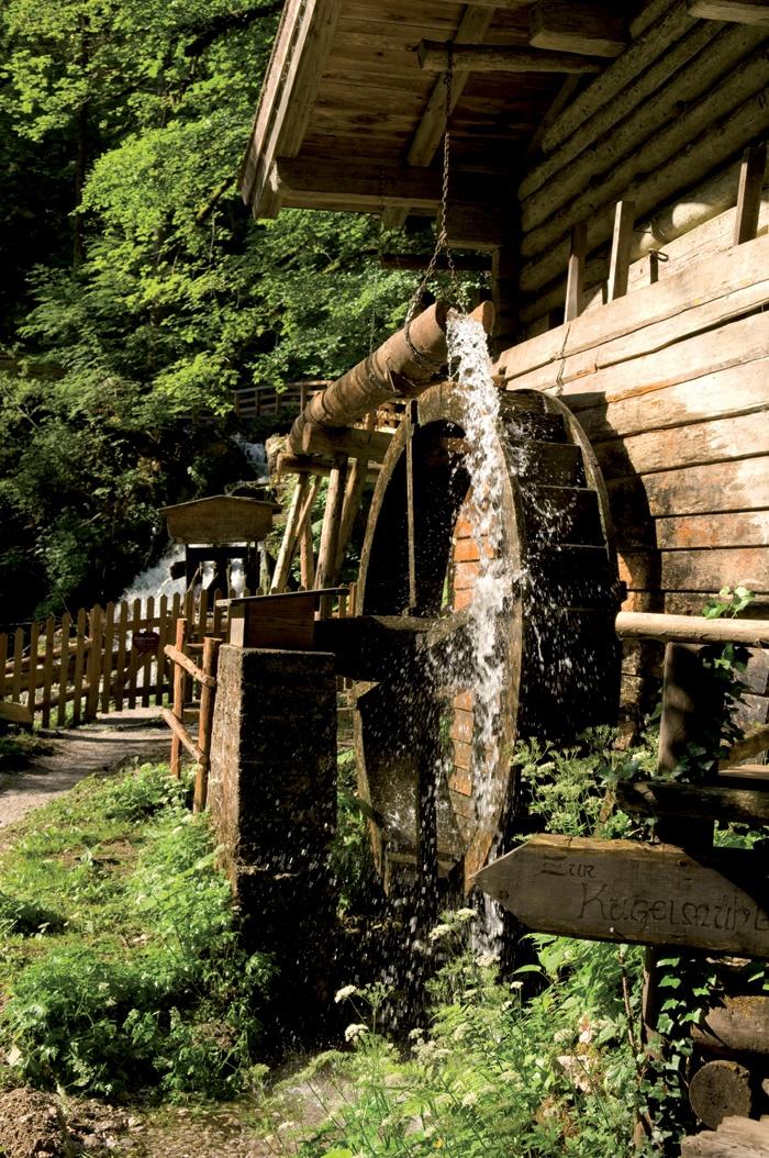 Alte Mühle ©TVB Scheffau