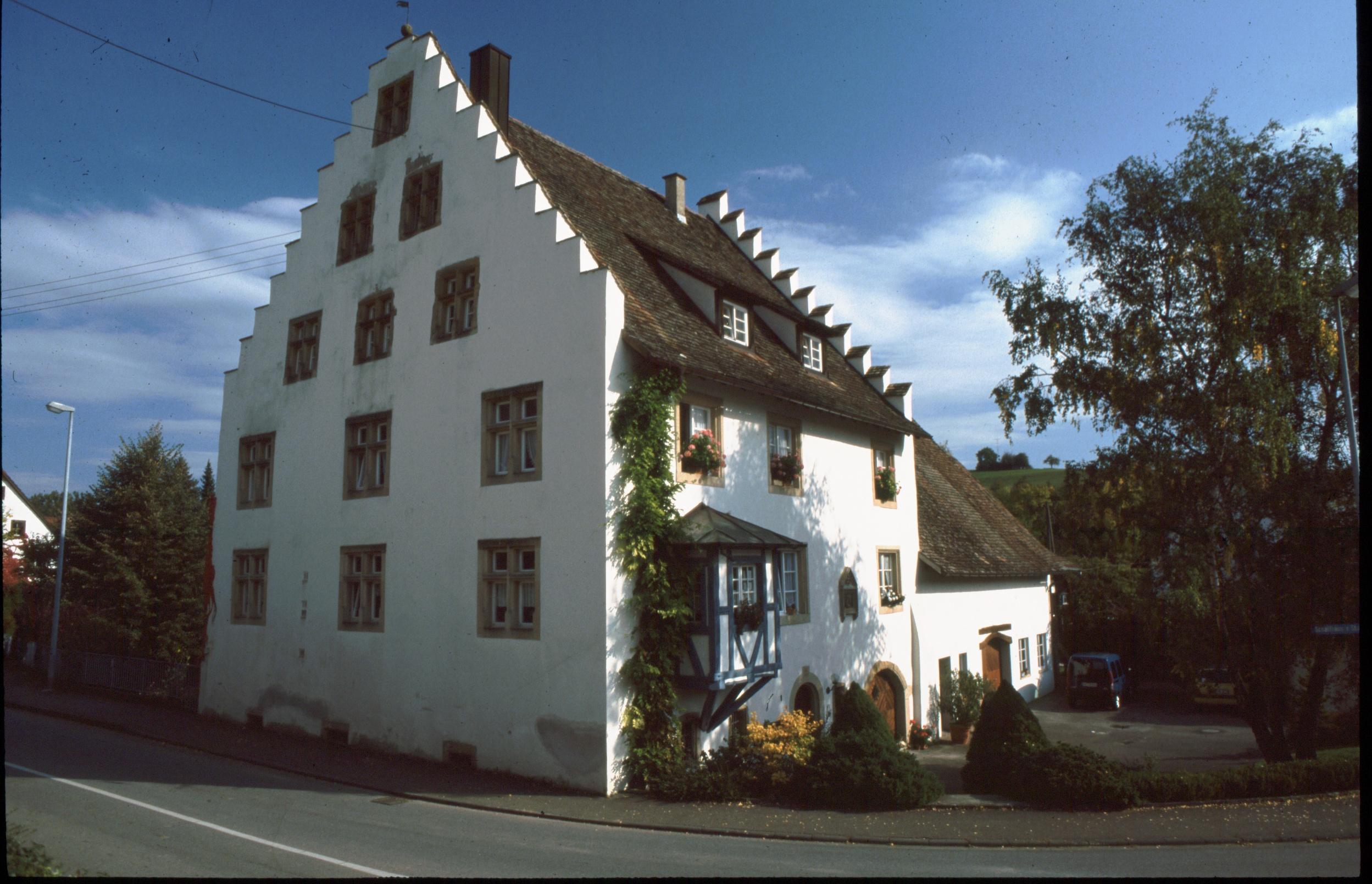 Schloss Büßlingen