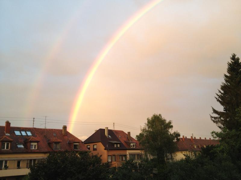 Karlsruhe-Bulach zum Epplesee