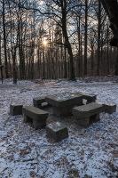 Foto Steinerner Tisch