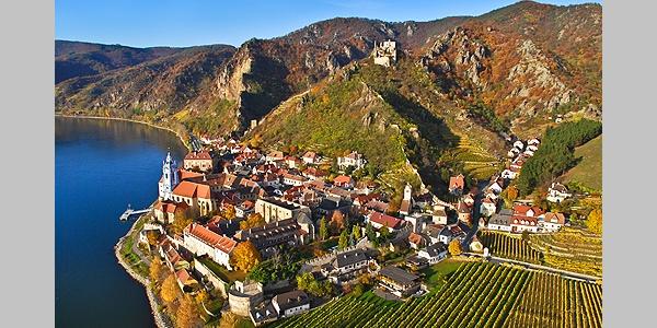 Dürnstein © Donau Niederösterreich/www.extremfotos.com
