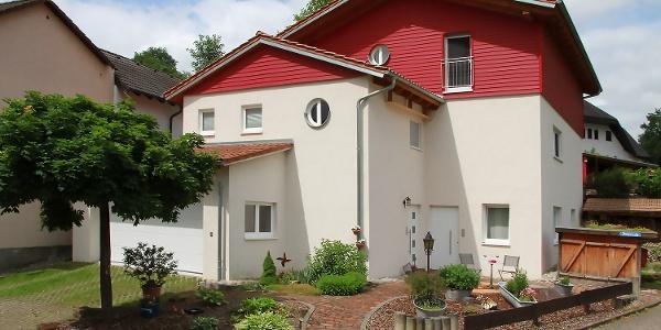 """Übernachtungsmöglichkeit """"Schlossmauer"""" in Kraichtal-Menzingen"""