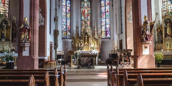Kirche von innen