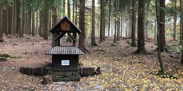 Forzbachl-Quelle in Thalheim