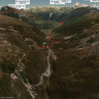 Mountainbike-tour in Graubünden: KtGR/I/GR Ofenpass | Val Mora/Fraéle/Forcola | Umbrail | Sta. Maria