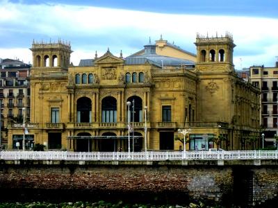 San Sebastian: Theater Victoria Virginia