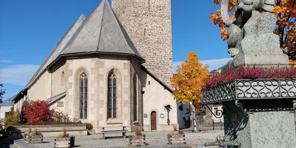 Reformierte Kirche St. Jakob Klosters