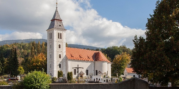 Filialkirche zu den 14 Nothelfern in Anger | Orgelwandern