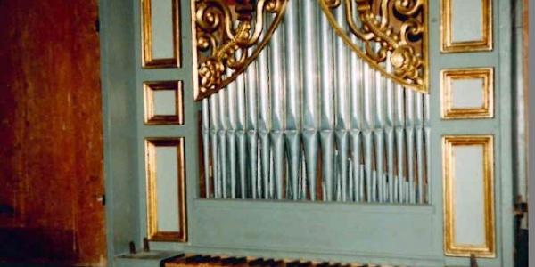 Orgel in der Ulrichskirche   Orgelwandern