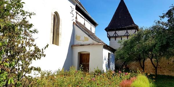 Biserica fortificată Cincșor, Brașov, România