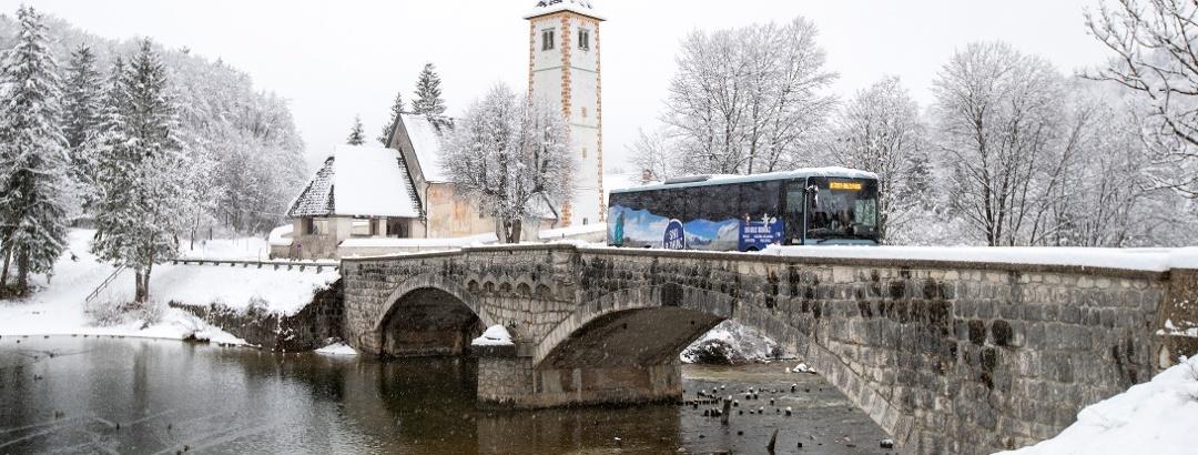Ski bus Bohinj