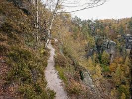 Foto Oberer Terrassenweg