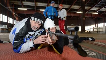 Gäste Biathlon