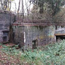 Bunker am Wegesrand