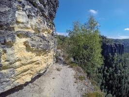 Foto Auf dem Oberen Terrassenweg