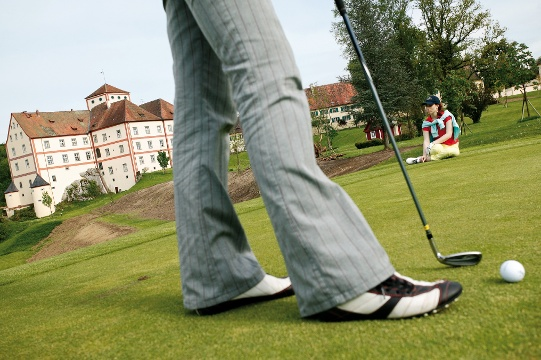 Golfplatz Schloss Langenstein