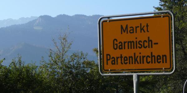 Start zu unserer Alpenüberquerung, aber auch Ziel unserer Deutschlandwanderung